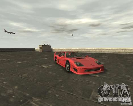 Turismo from GTA SA для GTA 4 вид слева