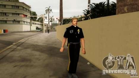 Новая одежда копов для GTA Vice City
