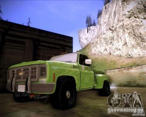 GMC 80 для GTA San Andreas вид слева