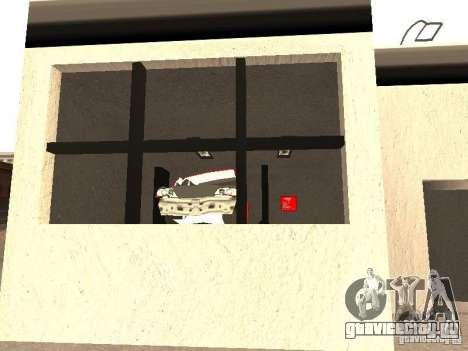GRC гараж в SF для GTA San Andreas пятый скриншот