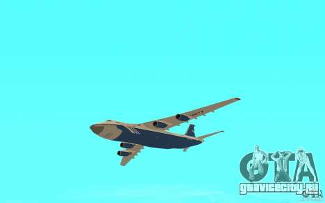 АН-124 Руслан для GTA San Andreas вид справа