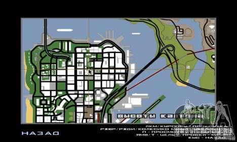 Уличные бои v2 для GTA San Andreas четвёртый скриншот