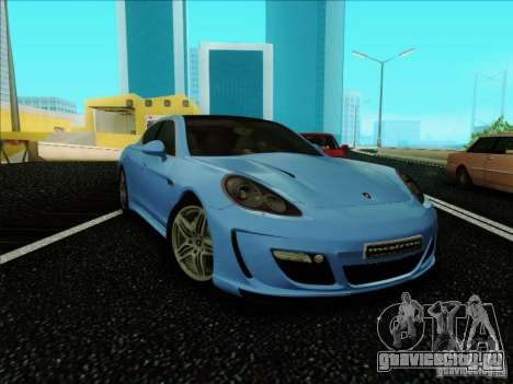 Gemballa Mistrale 2010 V1.0 для GTA San Andreas