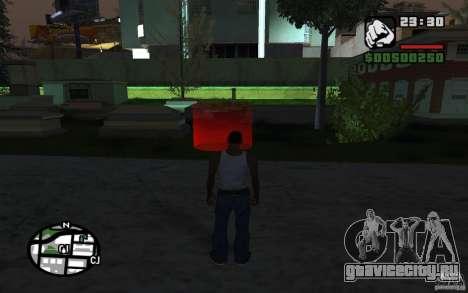Миссия о маме CJ для GTA San Andreas