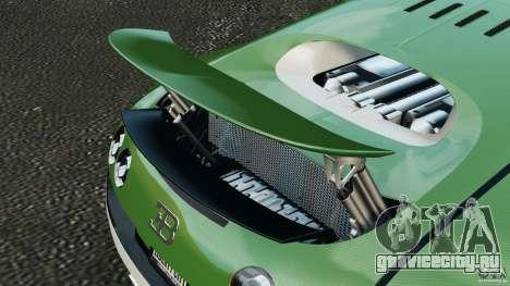 Bugatti Veyron 16.4 Super Sport 2011 v1.0 [EPM] для GTA 4 двигатель