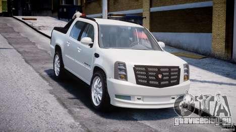 Cadillac Escalade Ext для GTA 4