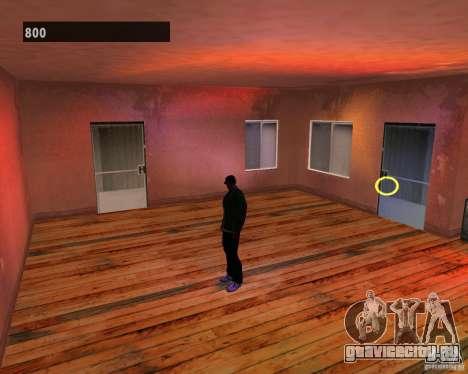 Скрытые интерьеры 3 для GTA San Andreas пятый скриншот