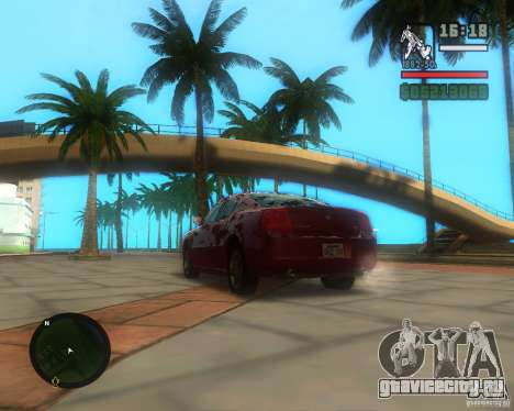 Real palms v2.0 для GTA San Andreas пятый скриншот