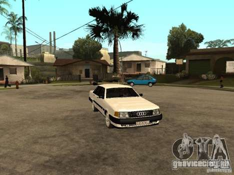 Audi 100 для GTA San Andreas вид справа