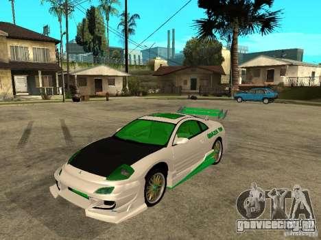 Mitsubishi Eclipse Midnight Club 3 DUB Edition для GTA San Andreas
