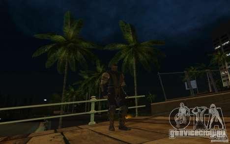 Scorpion v2.2 MK 9 для GTA San Andreas четвёртый скриншот