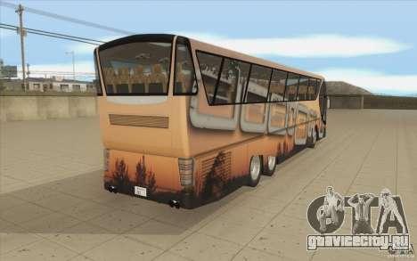 Design-X6-Public Beta для GTA San Andreas вид сбоку
