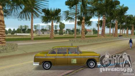 Cabbie HD для GTA Vice City