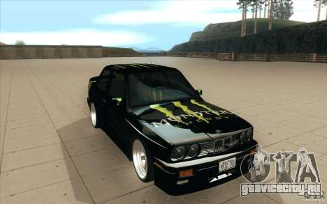 BMW E30 323i для GTA San Andreas