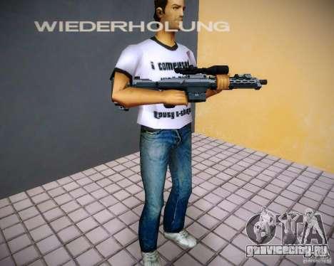 Пак оружия из GTA 4 Ballad of The Gay Tony для GTA Vice City третий скриншот