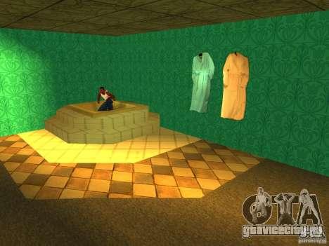 Бордель Сиджея v1.0 для GTA San Andreas
