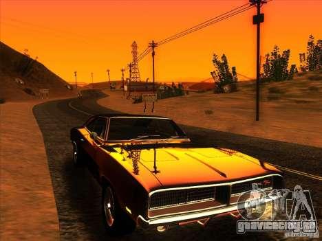 ENBSeries by Fallen v2.0 для GTA San Andreas