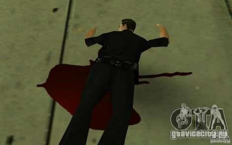 The best effects from GTA IV для GTA San Andreas одинадцатый скриншот