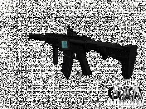 New Weapons Pack для GTA San Andreas