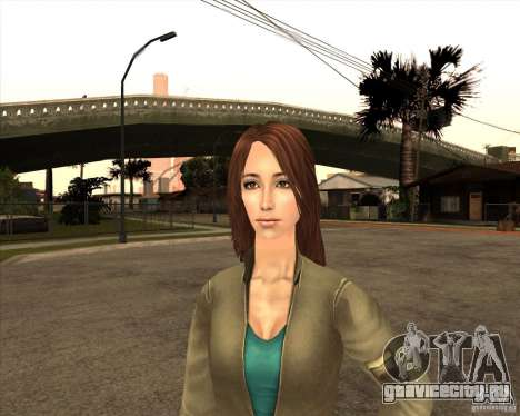 Новая hfyst для GTA San Andreas третий скриншот
