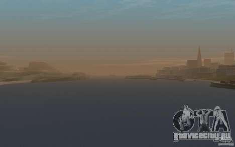 HD Water v4 Final для GTA San Andreas шестой скриншот