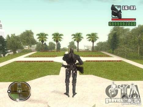 T-600 для GTA San Andreas второй скриншот