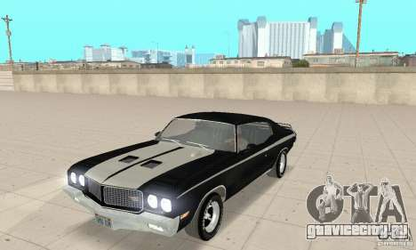 Buick GSX Stage-1 для GTA San Andreas