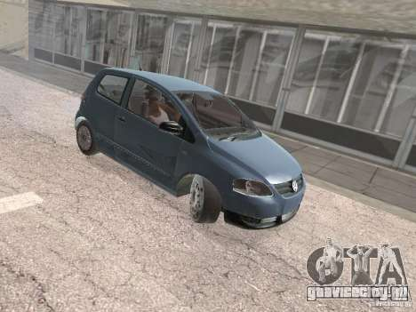 Volkswagen Fox 2011 для GTA San Andreas