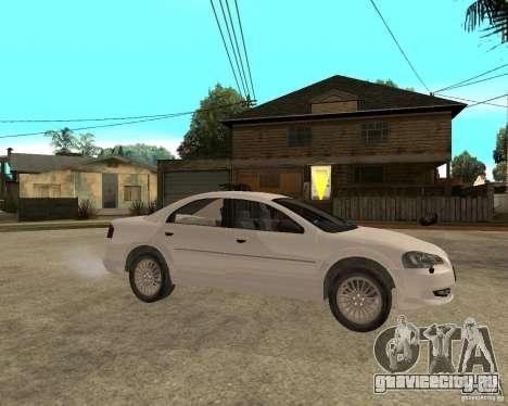 ГАЗ Volga Siber 2.5 AT для GTA San Andreas вид справа