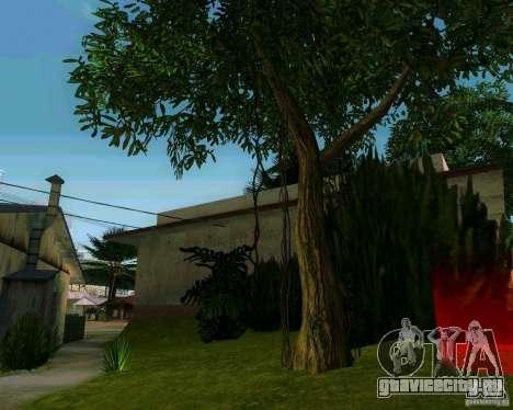 Яблоня для GTA San Andreas третий скриншот