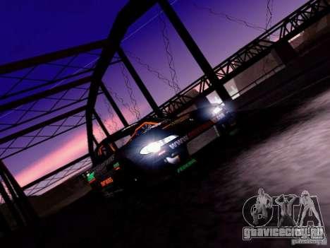 Nissan Silvia S15 Drift Works для GTA San Andreas вид сбоку