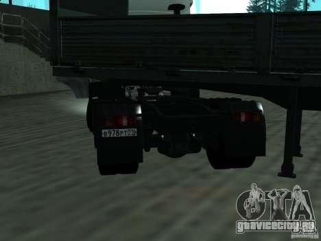 МАЗ 5432 для GTA San Andreas