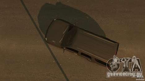 GMC Yukon 2010 для GTA 4 вид справа