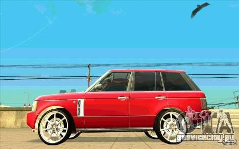 NFS:MW Wheel Pack для GTA San Andreas