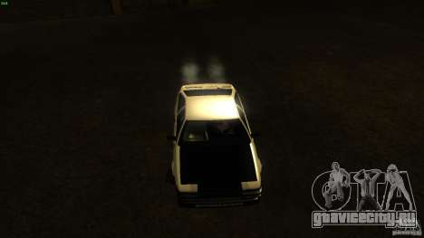 Toyota AE86 Trueno Touge Drift для GTA San Andreas