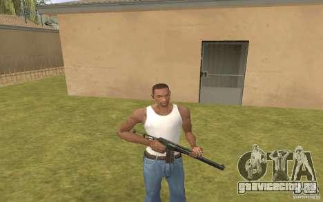 Специальный автомат ВАЛ для GTA San Andreas второй скриншот