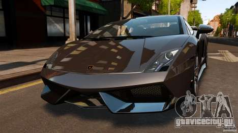 Lamborghini Gallardo LP570-4 Superleggera для GTA 4