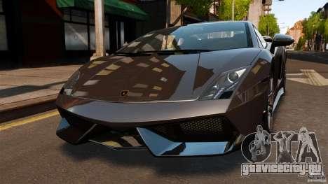 Lamborghini Gallardo LP570-4 Superleggera для GTA 4