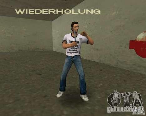 Пак оружия из GTA4 для GTA Vice City двенадцатый скриншот