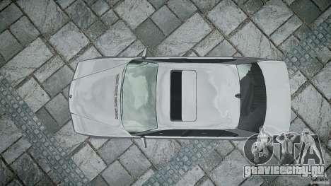 BMW 740i (E38) style 32 для GTA 4 вид снизу