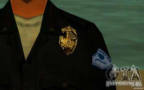 HQ skin lapd1 для GTA San Andreas четвёртый скриншот