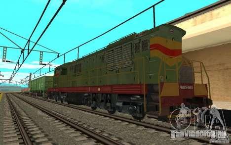 ЖД мод II для GTA San Andreas четвёртый скриншот
