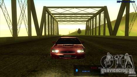 ENBSeries 0.75c для GTA San Andreas четвёртый скриншот
