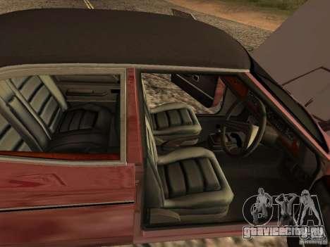 Ford Cortina MK 3 2000E для GTA San Andreas
