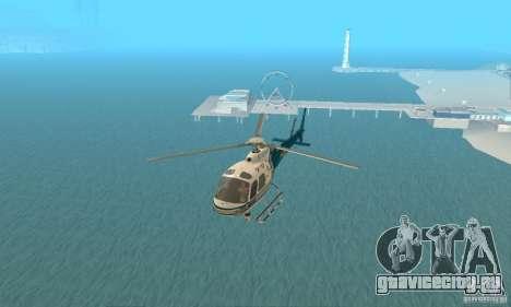 AS350 Ecureuil для GTA San Andreas