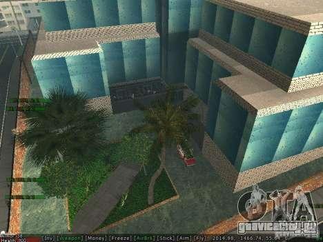Обновлёный госпиталь Лос-Сантоса v.2.0 для GTA San Andreas второй скриншот