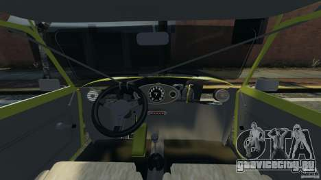 Mini Cooper для GTA 4 вид сзади