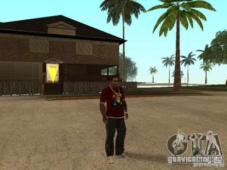 Майка Windows для GTA San Andreas третий скриншот
