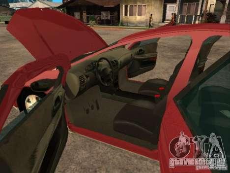 Dodge Intrepid для GTA San Andreas вид сзади