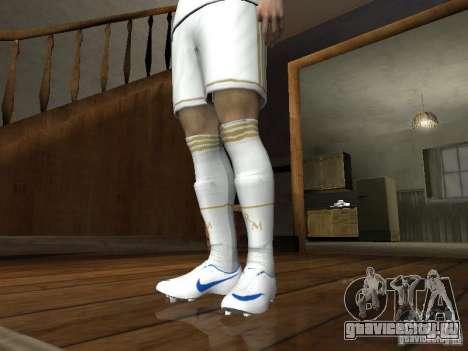 Cristiano Ronaldo для GTA San Andreas пятый скриншот